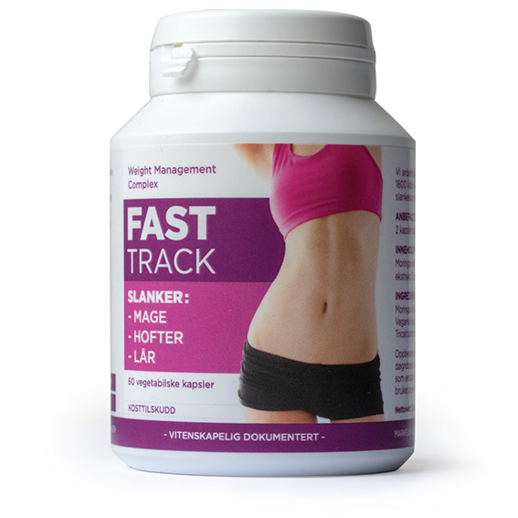 FastTrack ned i vekt 60 kap