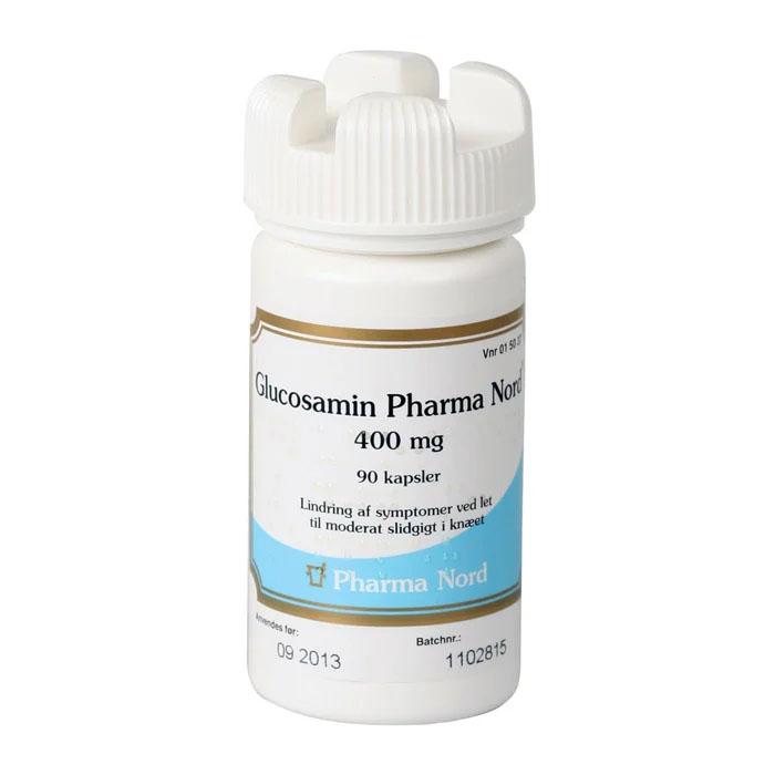 Pharma Nord Glucosamin 400 mg 90 kap