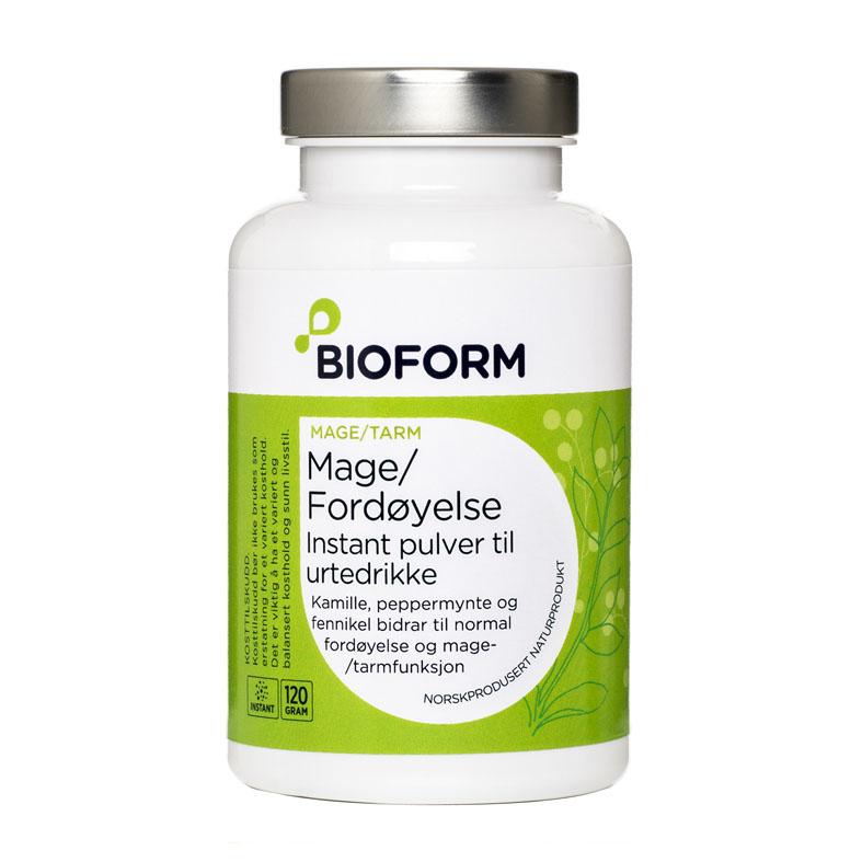 Bioform mage/fordøyelse 120 gr