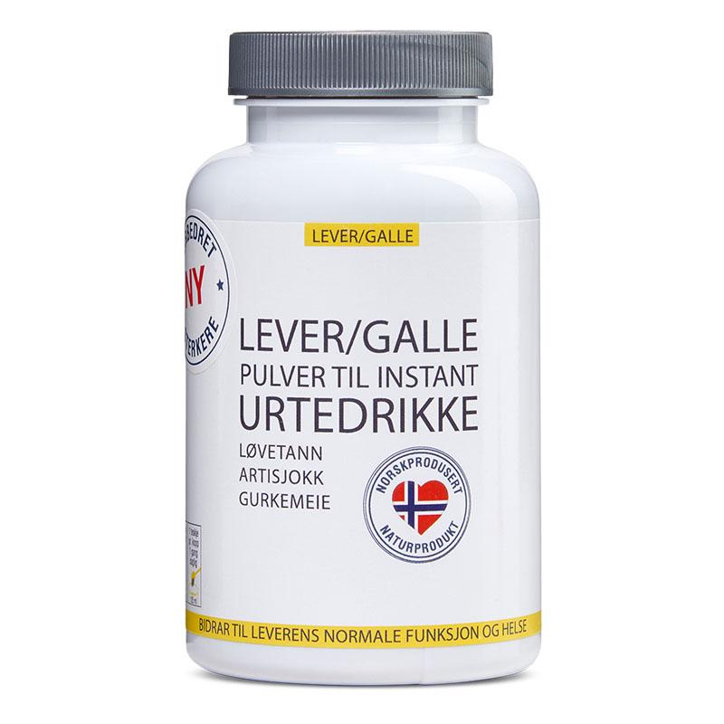 Bioform lever/galle m/fersken 120 gr