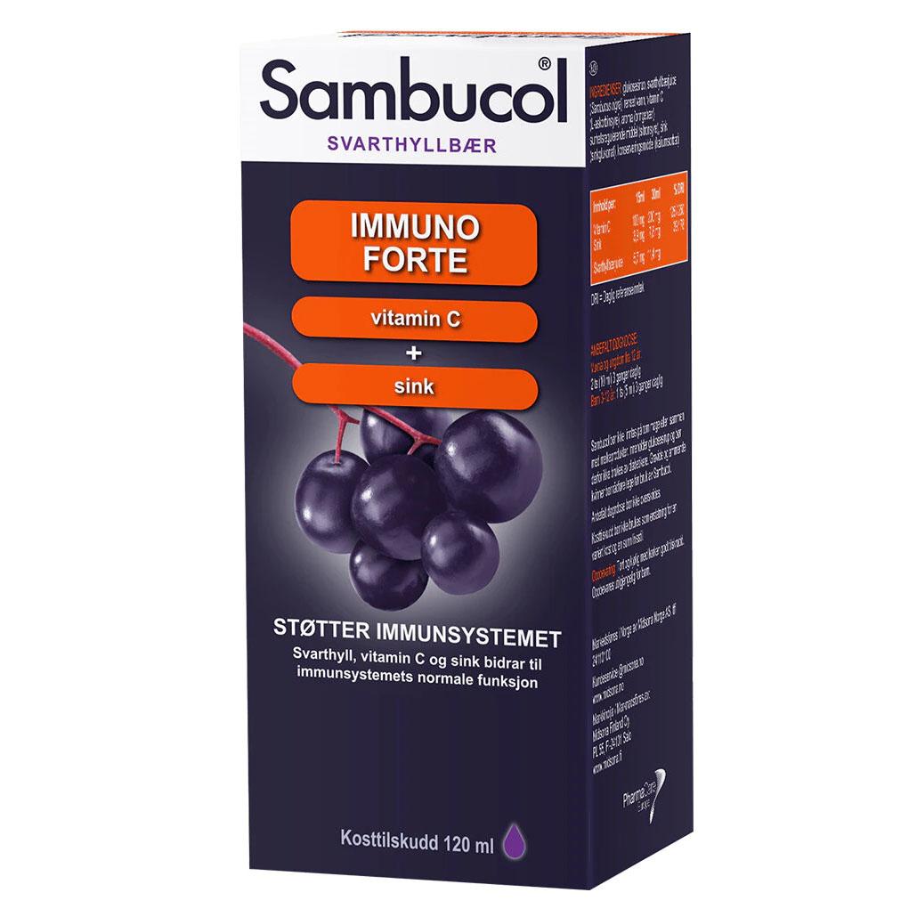 Sambucol active defense 120 ml