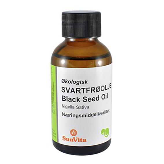Sunvita black seed oil 100 ml