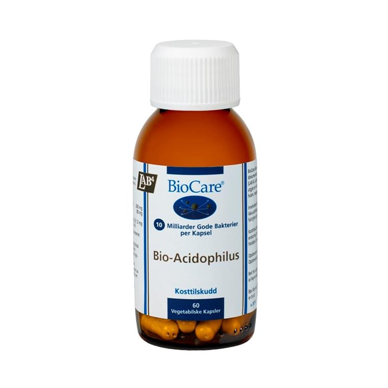 BioCare bio acidophilus 60 kap