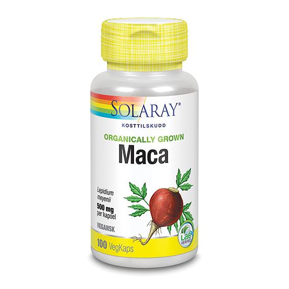Solaray maca 100 kap