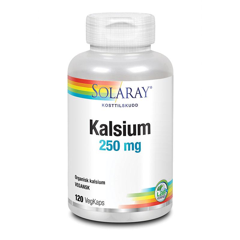 Solaray kalsium 120 kap