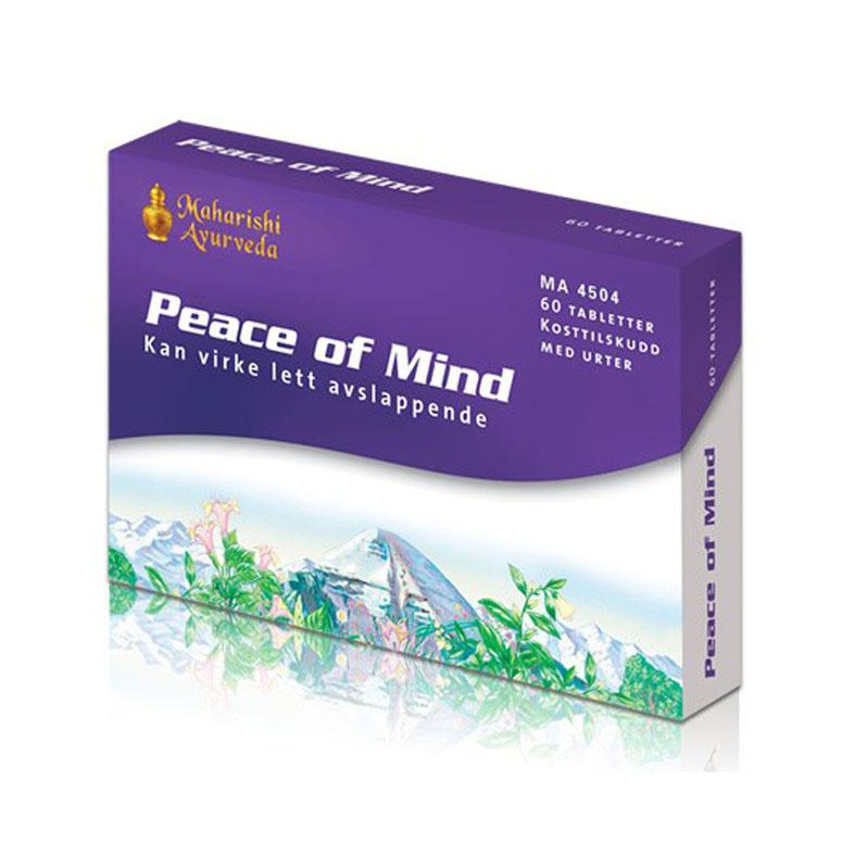 Maharishi Ayurveda peace of mind 60 tab