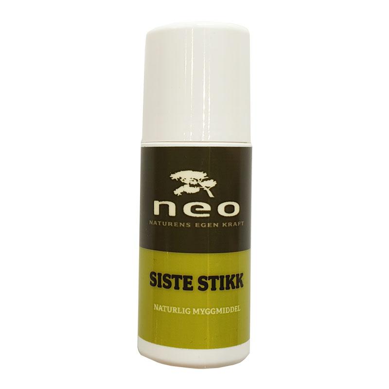 Neo siste stikk naturlig myggmiddel 60 ml