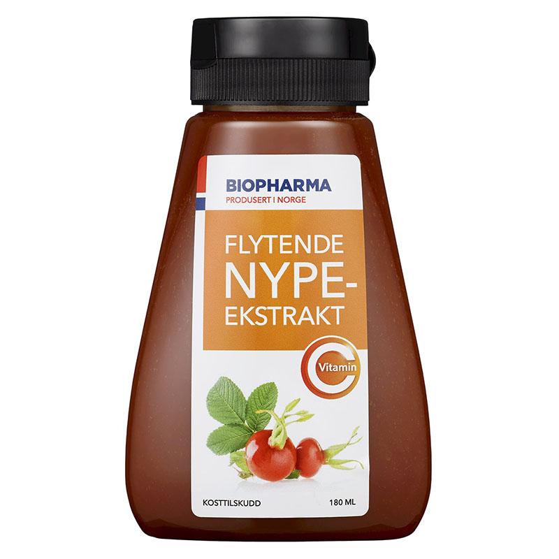 Biopharma nypeekstrakt 180 ml
