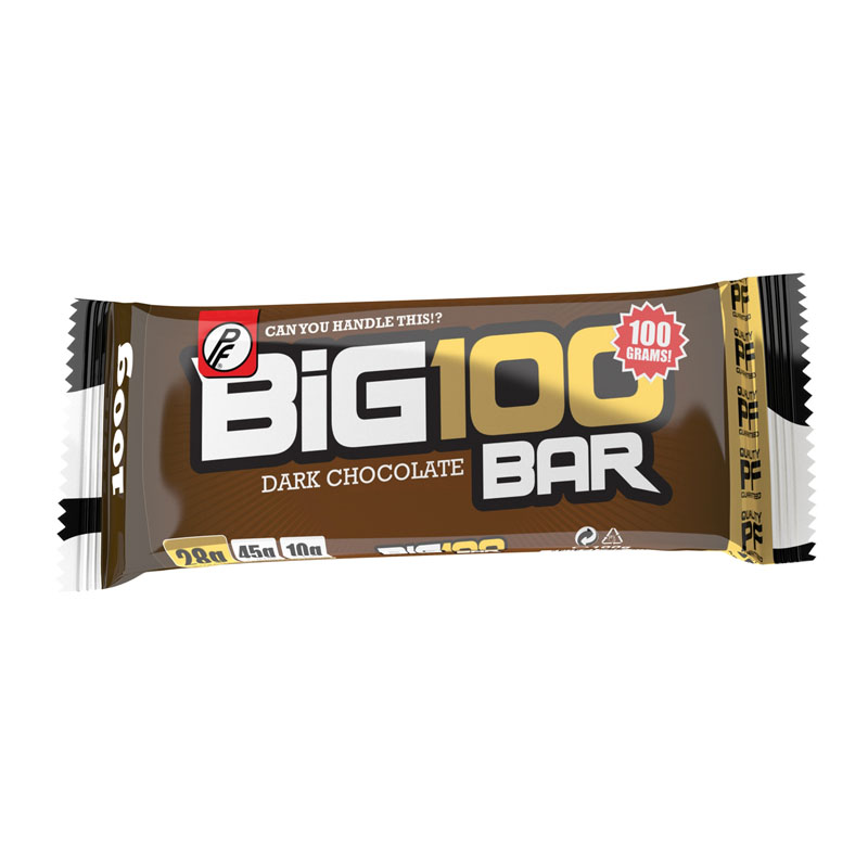 Pf big 100 bar dark chocolate 100 gr