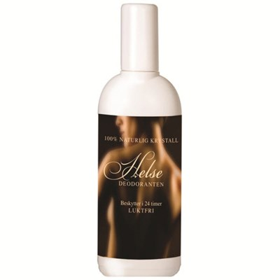 Helsedeodoranten spray 125 ml