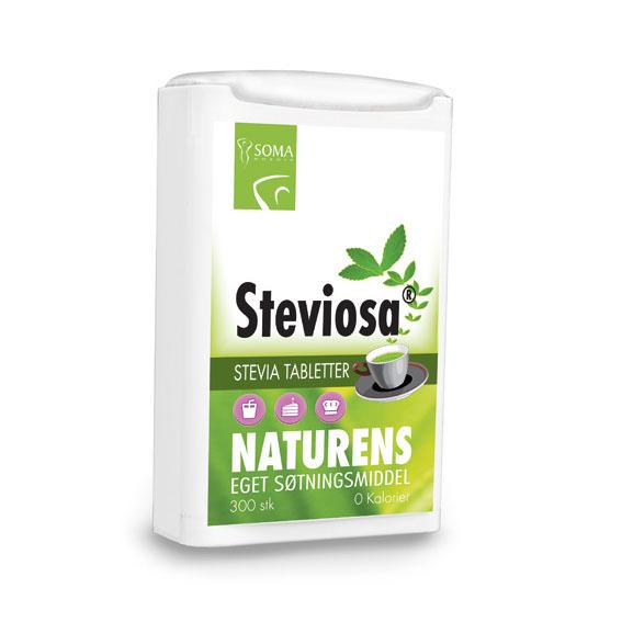 Soma steviosa 300 tabletter