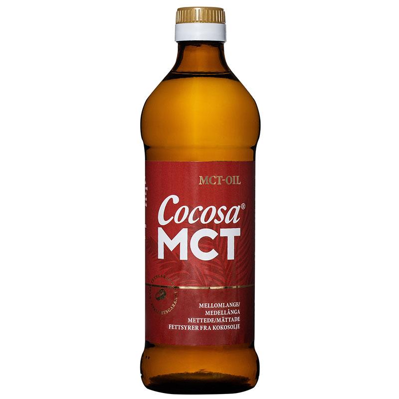 Soma cocosa mct energy oil 500 ml