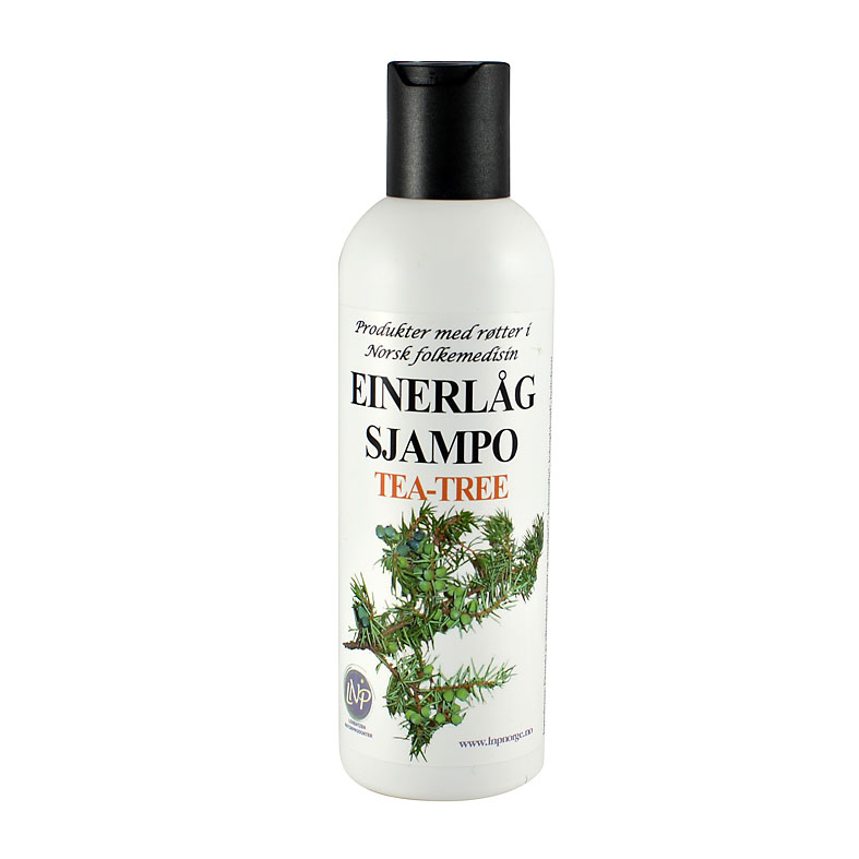 Einerlåg tea-tree shampoo 200 ml