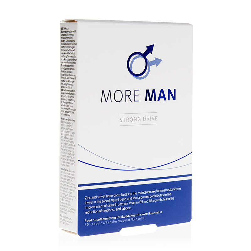 More man 50 kap