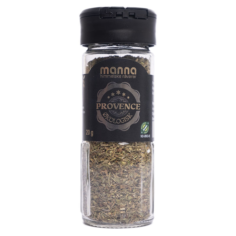 Manna provence krydder 20 gr øko