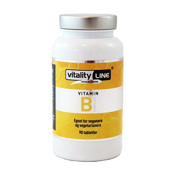 Vitality Line b-kompleks 90 tab