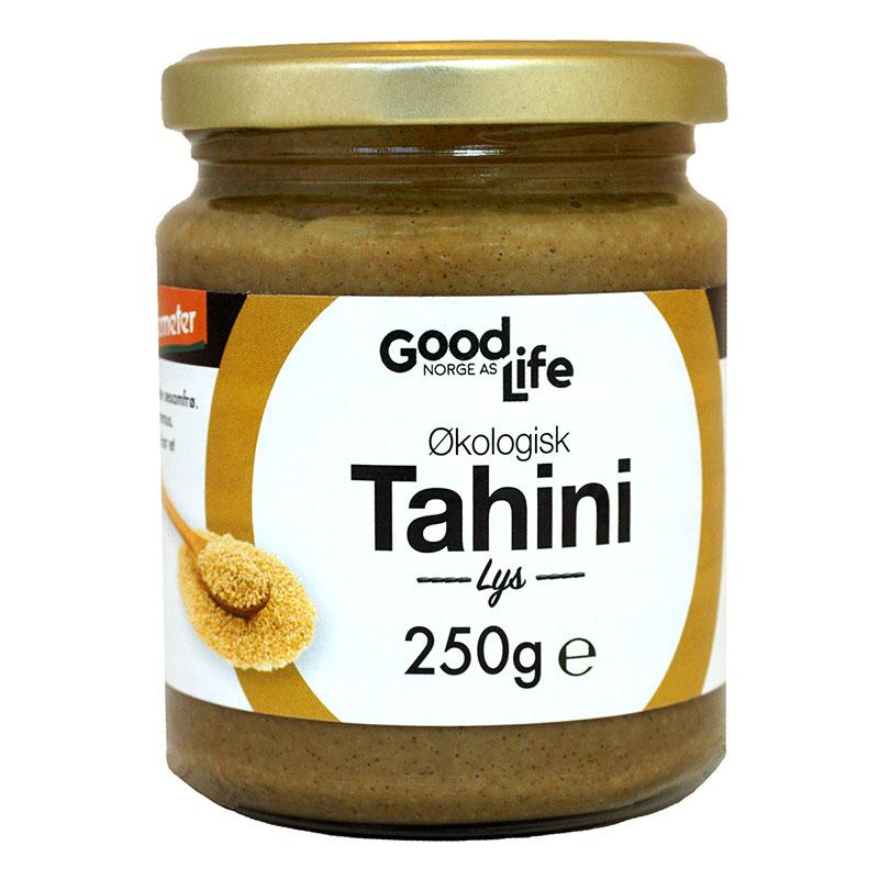 Goodlife tahini lys demeter 250 gr