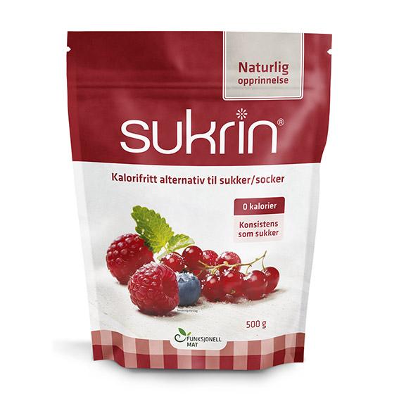 Funksjonell sukrin sukker 500 gr