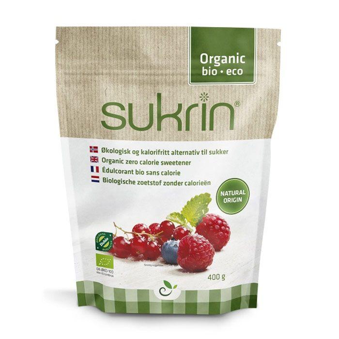 Funksjonell sukrin sukker 400 gr øko