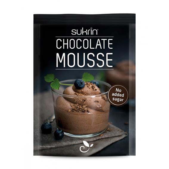 Funksjonell sukrin chocolate mousse 85 gr