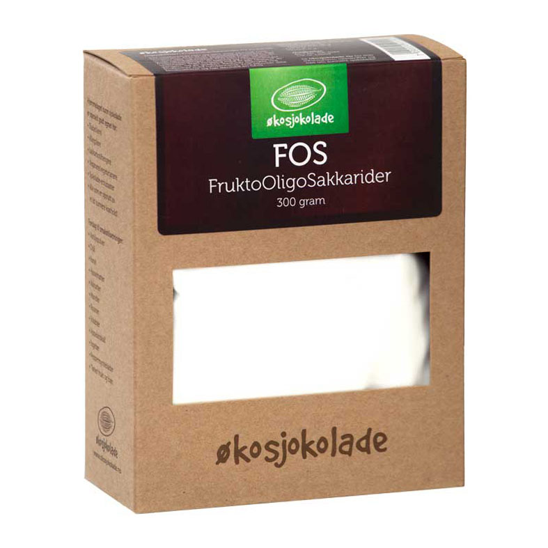 Økosjokolade FOS 300 gr