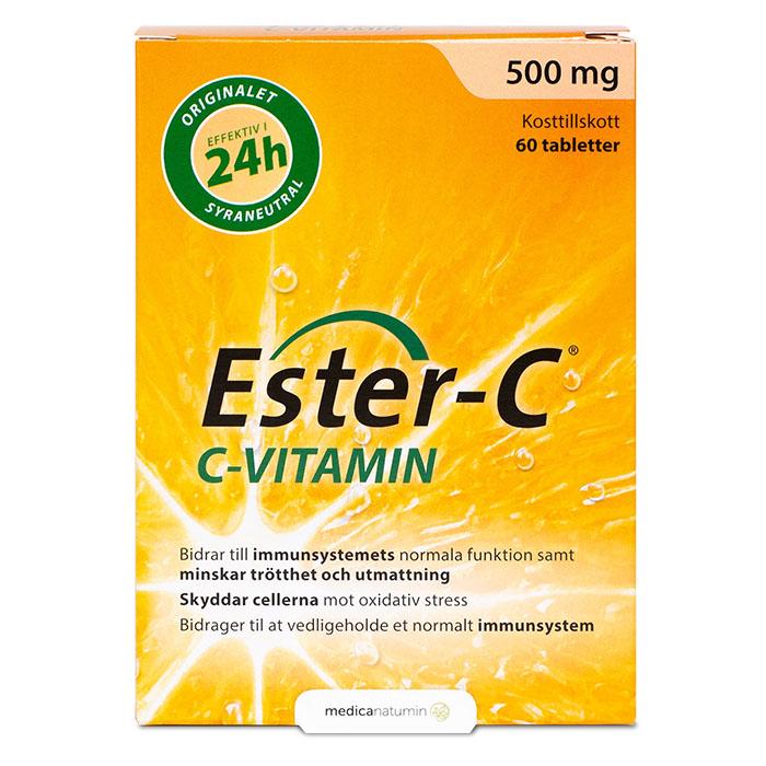 Ester-C 500 mg 60 tab
