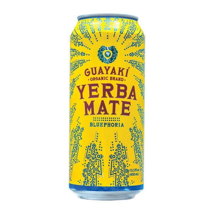Guayaki bluephoria yerba mate 473 ml