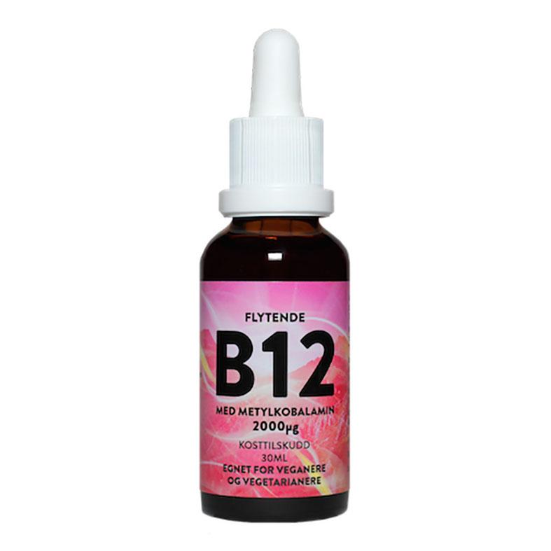 Flytende høydose B12 30 ml