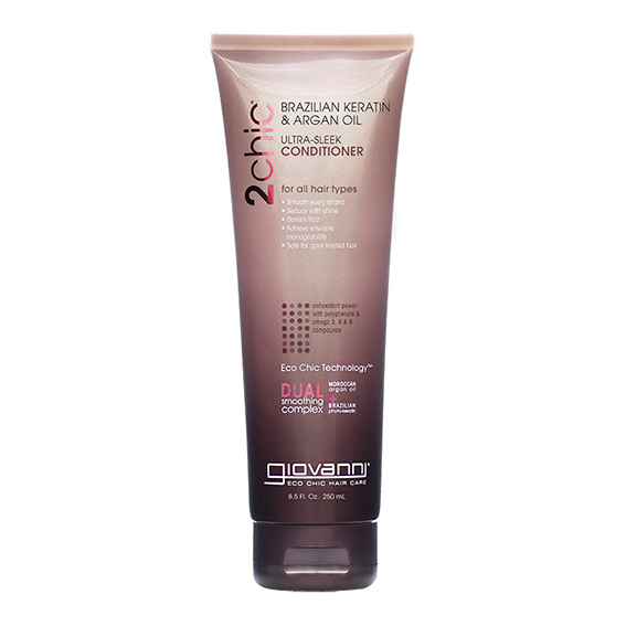 Giovanni keratin & argan oil conditioner 250 ml