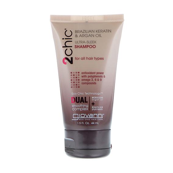 Giovanni keratin & argan shampoo 44 ml