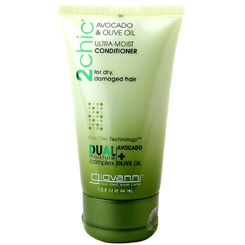 Giovanni avocado & olive oil ultra moist conditioner 44 ml