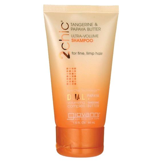 Giovanni tangerine & papaya shampoo 44 ml