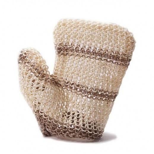 Massage natural peeling glove