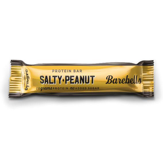 Barebells saltet peanøtt protein bar 55 gr