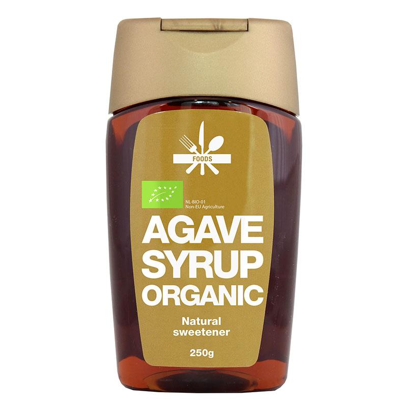 Superfruit raw agave sirup 250 gr øko