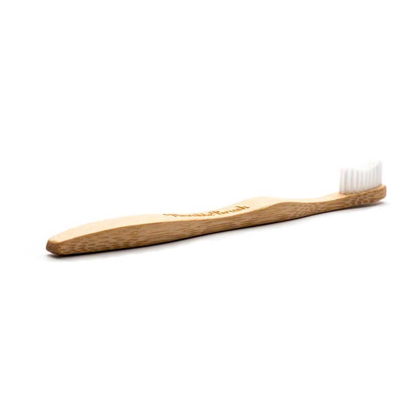 Humble Brush tannkost voksen hvit soft