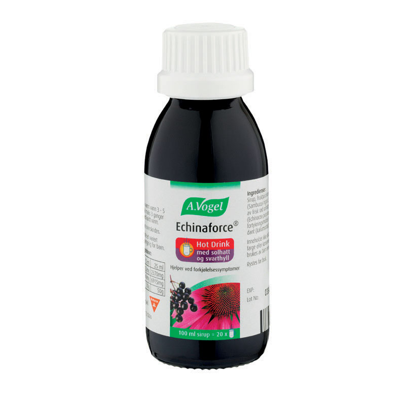 A.Vogel echinaforce hot drink 100 ml