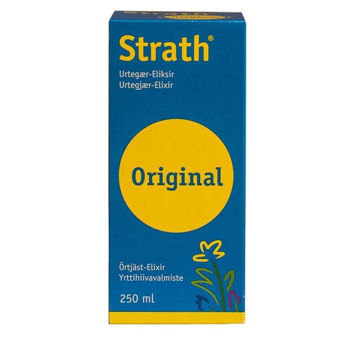 Bio-Strath flytende urtegjærekstrakt 250 ml