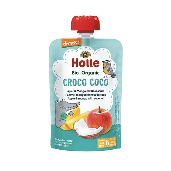Holle smoothie croco coco 100 gr