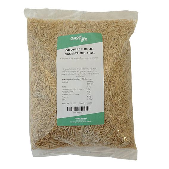 Goodlife basmati ris 1 kg