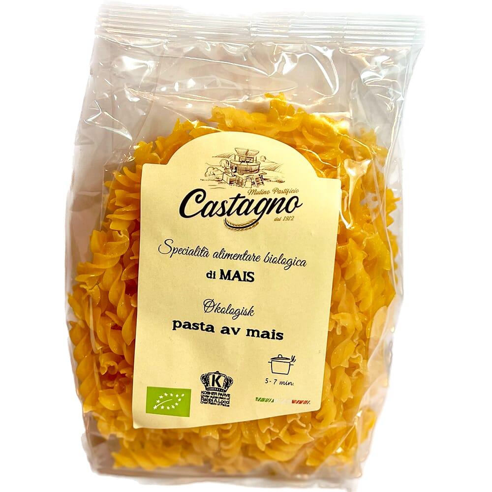 Castagno mais pastaskruer 250 gr