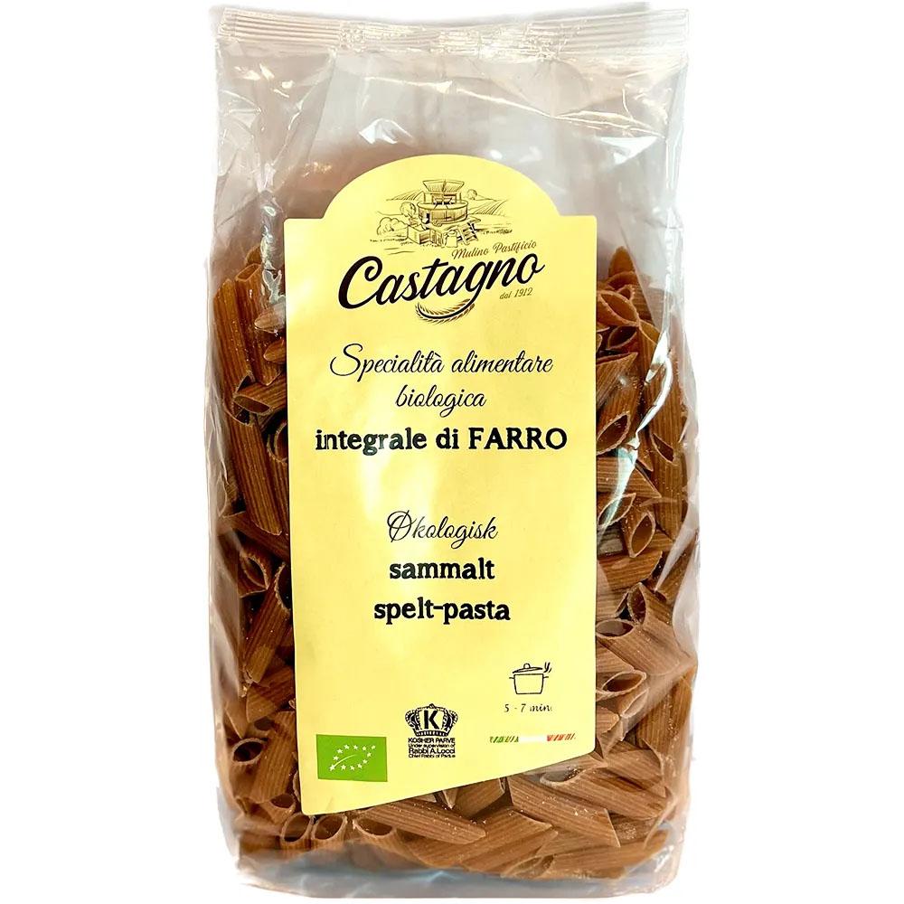Castagno penne spelt 500 gr
