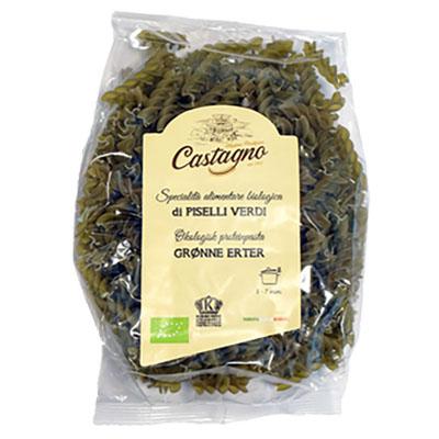 Castagno proteinpasta av grønne erter 250g