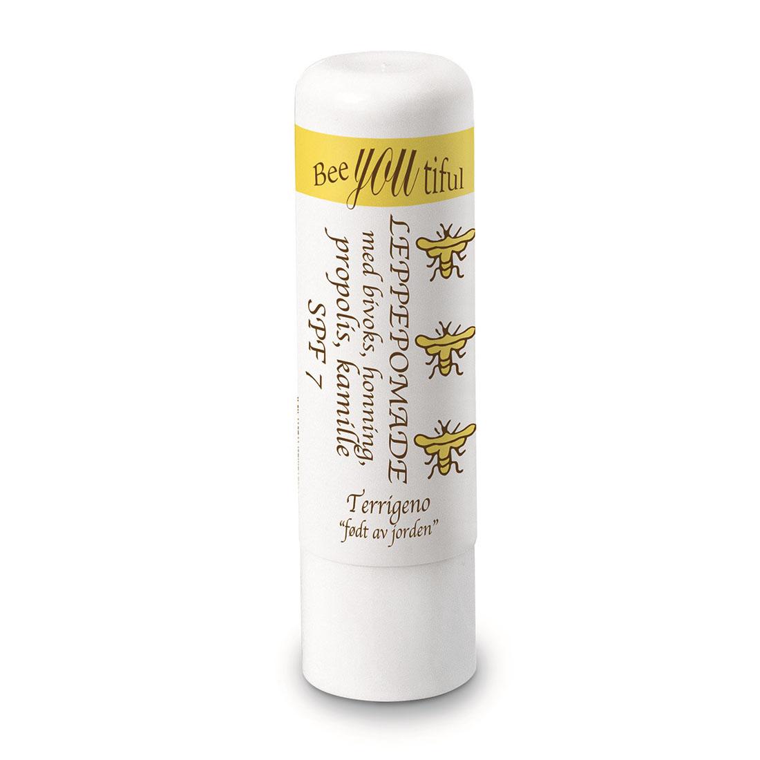 Terrigeno leppepomade honning 5,5 ml