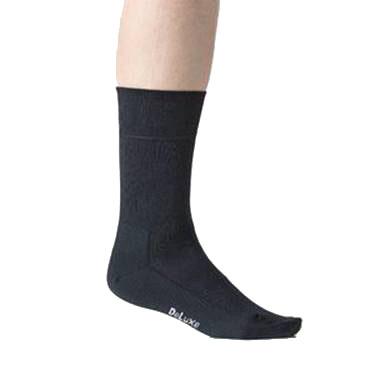 Vivitex sokker sorte 45-48