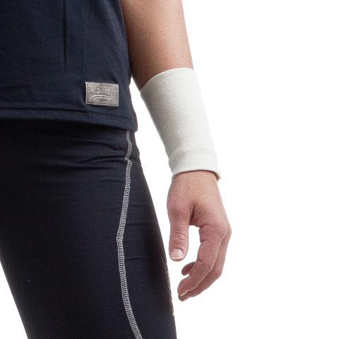Vivitex håndledd hvit