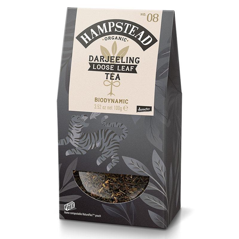 Hampstead Tea darjeeling te 100 gr
