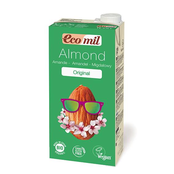 Ecomil almond original 1 l