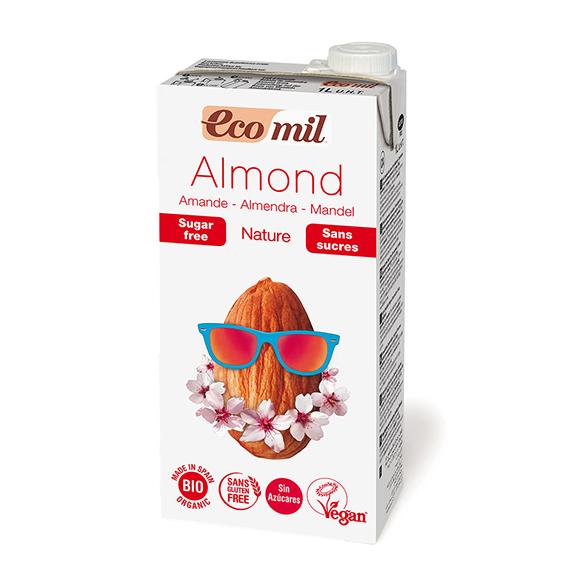 Ecomil almond nature 1 l