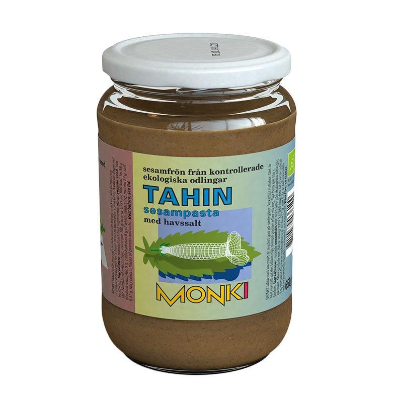 Horizon Monki tahini m/salt 650 gr øko